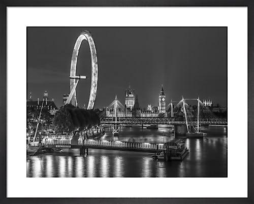 London River Views by Assaf Frank