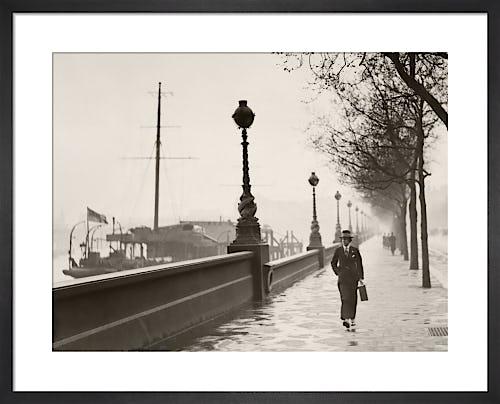 Man on The Embankment from Stilltime