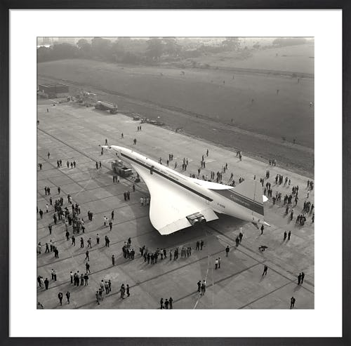 Concorde roll out 4 from Stilltime
