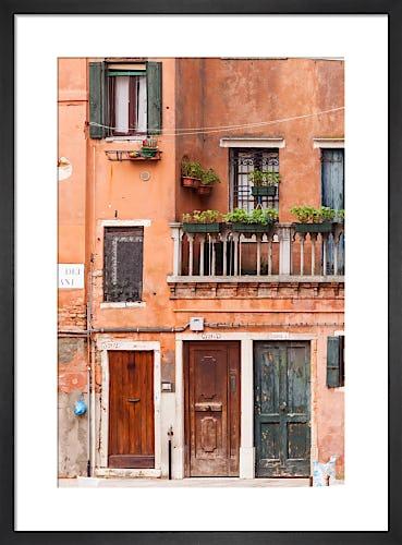 Three Doors of Venice by Julian Elliott