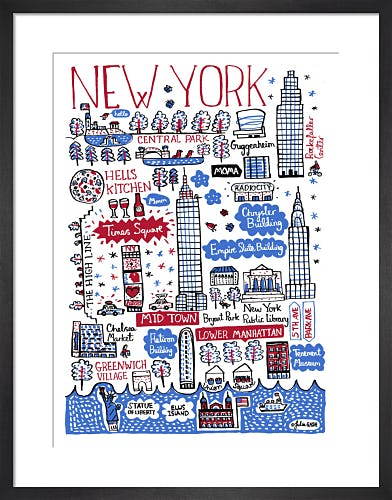 New York by Julia Gash