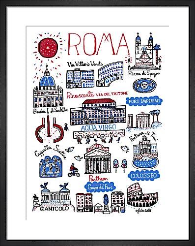 Rome by Julia Gash