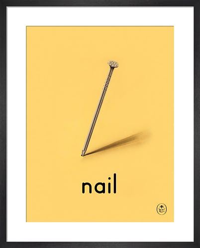 nail by Ladybird Books'