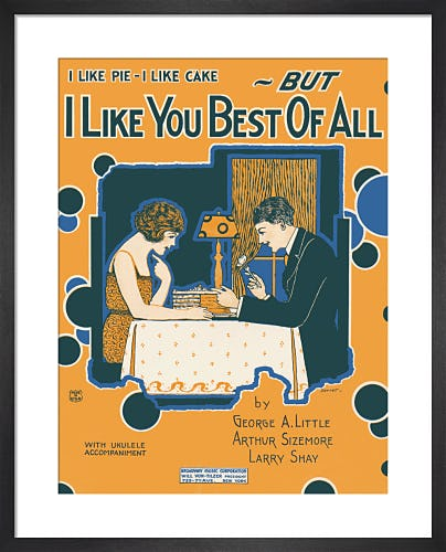 I Like you Best of All from Art Inspired by Music