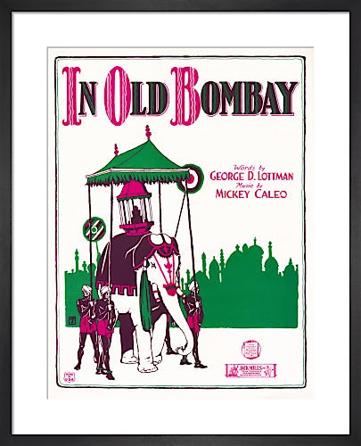 In Old Bombay from Art Inspired by Music