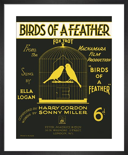 Birds of a Feather from Art Inspired by Music