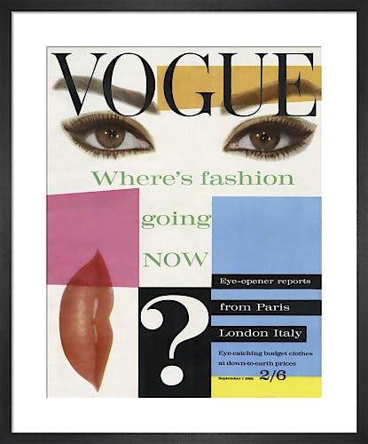 Vogue 1 September 1961 from Vogue