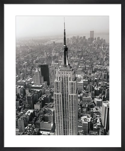 Empire State Building by Christopher Bliss