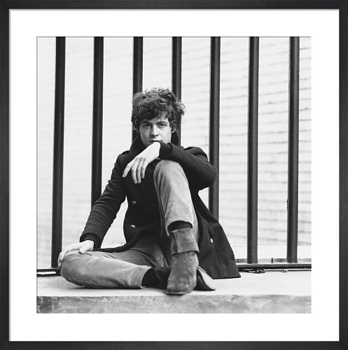 Marc Bolan, 1965 by David Wedgbury