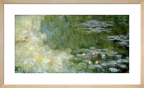 Le Bassin aux Nympheas, c.1917-20 by Claude Monet
