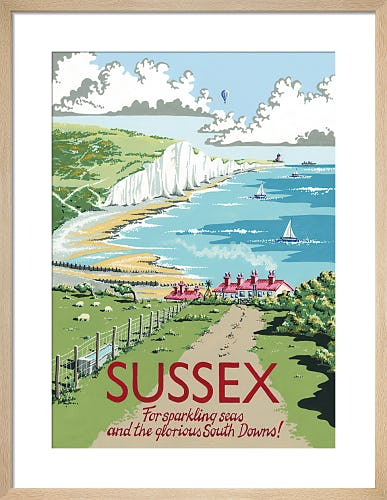 Sussex by Kelly Hall
