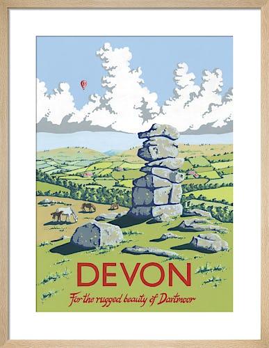 Devon by Kelly Hall