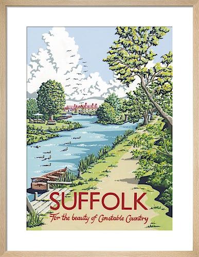 Suffolk by Kelly Hall