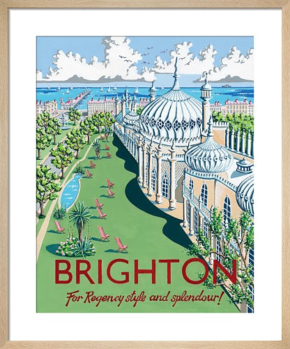 Brighton Pavilion by Kelly Hall