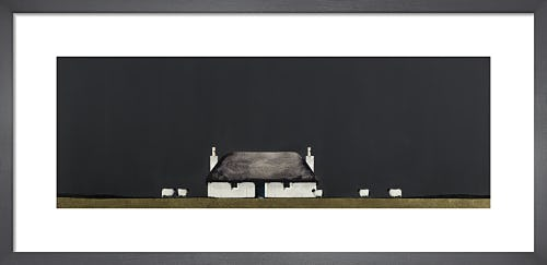 Cairinis North Uist II by Ron Lawson