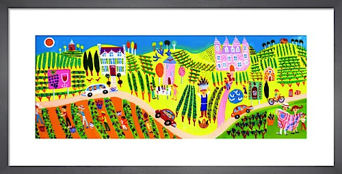 French Vineyard Tour by Christopher Corr