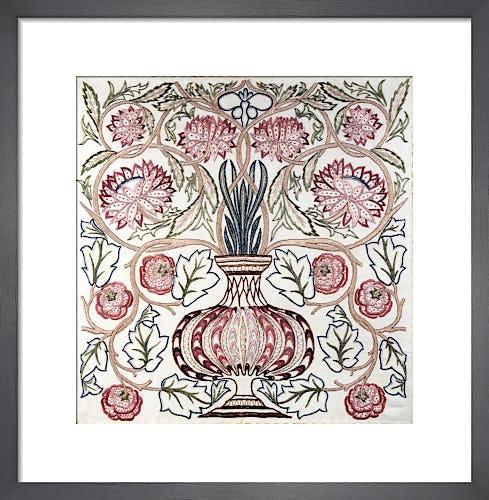 Flowerpot by William Morris