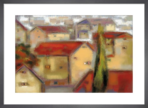 Village View by Eric Balint