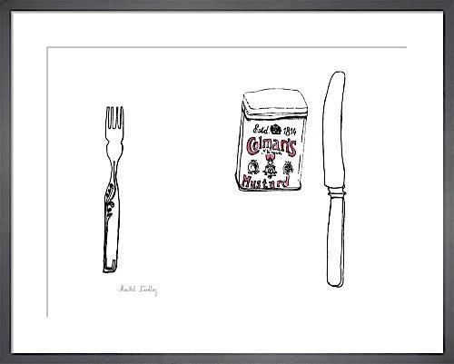 Colmans Mustard by Rachel Eardley