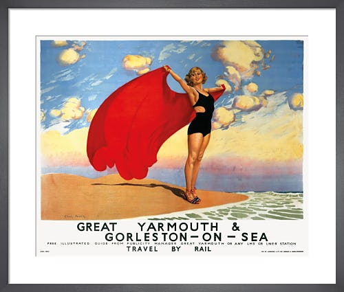 Great Yarmouth & Gorleston-on-Sea by Charles Pears