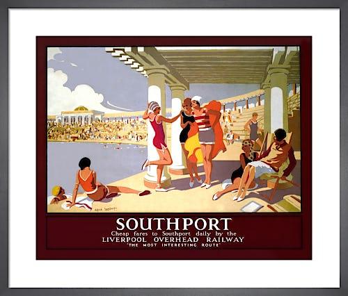 Southport by Alfred Lambart