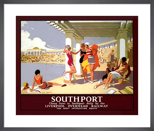 Southport by Alfred Lambart