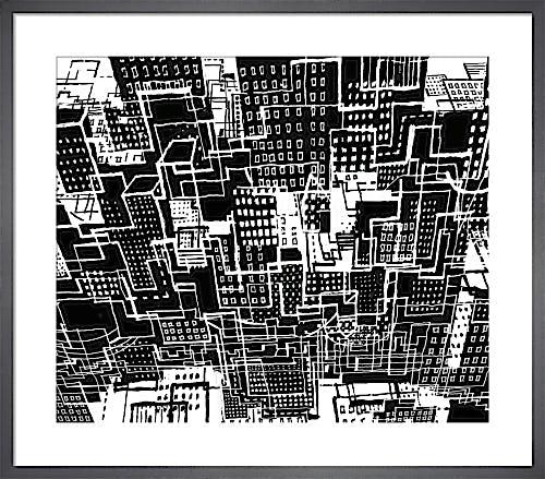 Manhattan III by Andy Mercer