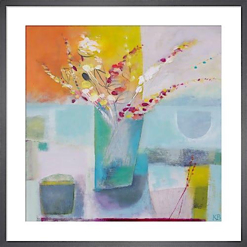 Spring Vase by Karen Birchwood