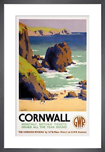 Cornwall by H Alker Tripp