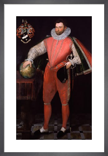 Sir Francis Drake from National Portrait Gallery