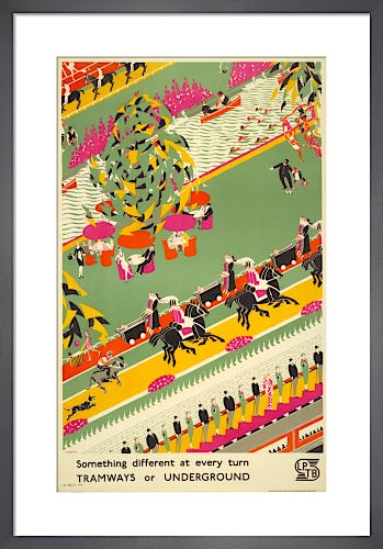 Something different at every turn, 1933 by Roy Meldrum