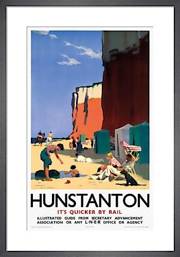 Hunstanton by Henry George Gawthorne
