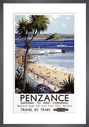 Penzance by Harry Riley