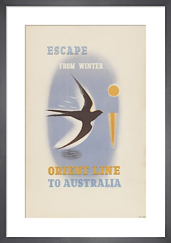 Escape From Winter from P&O Heritage