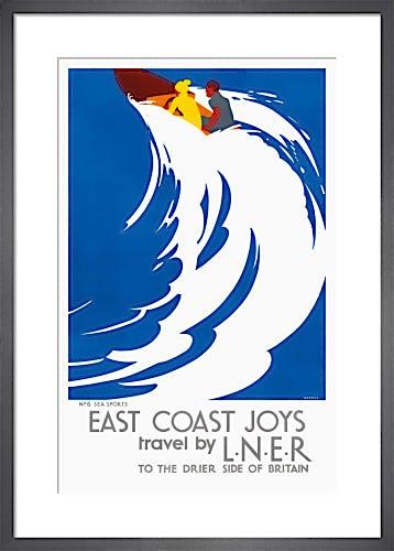 East Coast Joys, No 6 by Tom Purvis