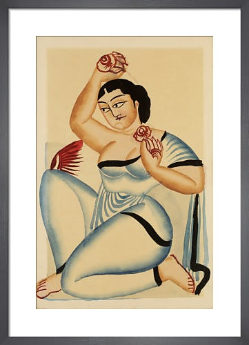 Golap Sundari, c.1900 by Nibaran Chandra Ghosh