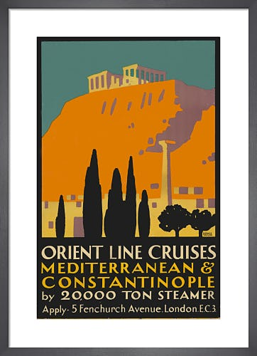 Constantinople by Horace Taylor