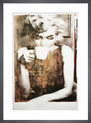 Marilyn Coffee by Adeline Meilliez