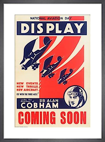 National Aviation Day Display, c.1932 by Royal Aeronautical Society