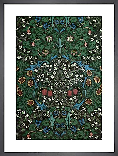 Blackthorn by William Morris