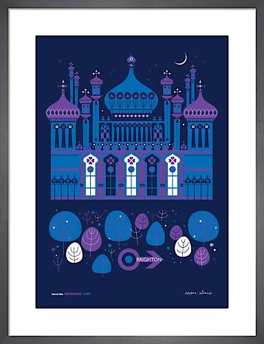 Brighton Pavilion by Sean Sims