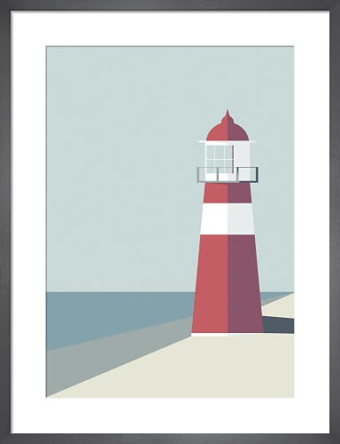 Lighthouse by Simon C Page