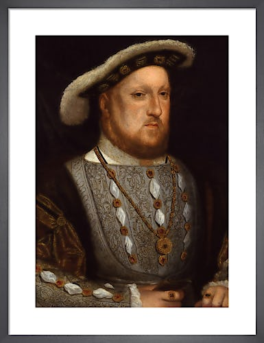 King Henry VIII by After Hans Holbein the Younger