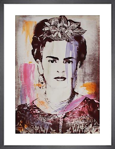 Frida by Adeline Meilliez