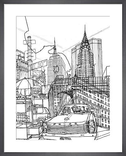New York by David Bushell