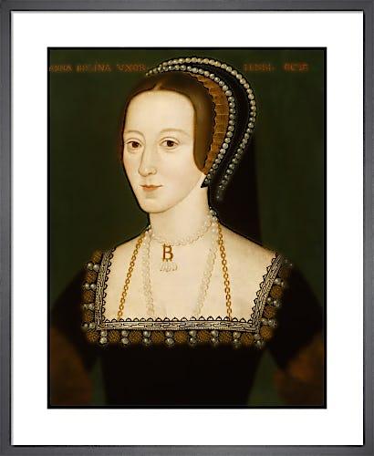 Anne Boleyn from National Portrait Gallery