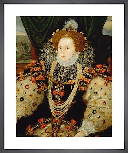 Queen Elizabeth I from National Portrait Gallery