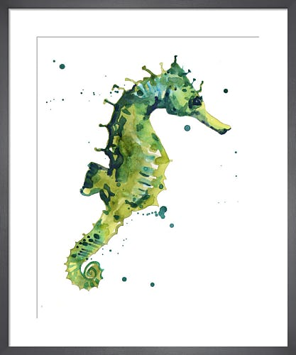 Seahorse Soliloquy by Alison Fennell
