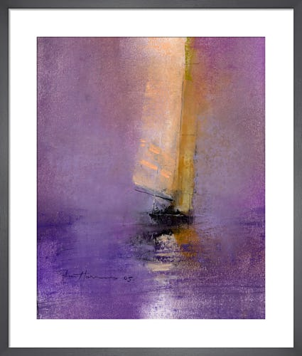 Quiet Evening by John Harris