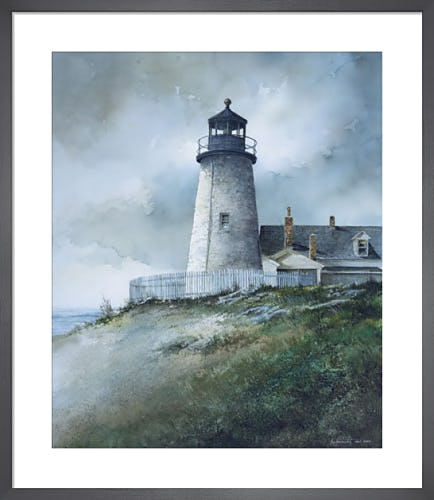 Pemaquid by Ray Hendershot